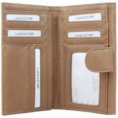 Porte monnaie avec noeud femme cuir Lancaster 172-04 LANCASTER - 2