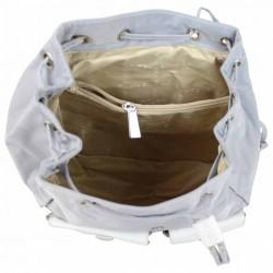Sac à dos cuir marron LANCASTER - 3