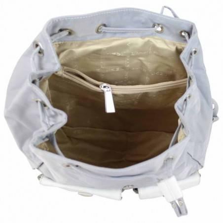 Sac à dos toile nylon Lancaster 50407 LANCASTER - 3