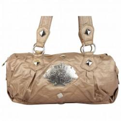 Sac porté épaule bowling toile froissée Kaporal KAY 25067  KAPORAL - 2