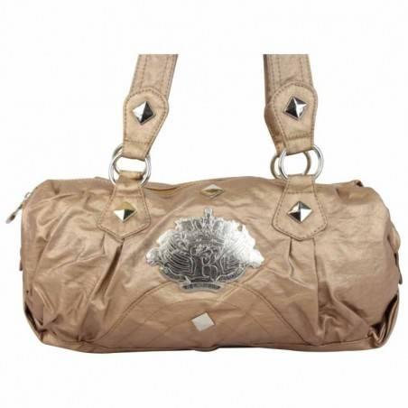 Sac porté épaule bowling toile froissée Kaporal KAY25067  KAPORAL - 2