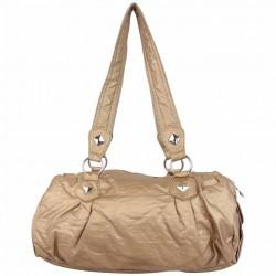 Sac porté épaule bowling toile froissée Kaporal KAY25067  KAPORAL - 1