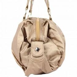 Sac porté épaule bowling toile froissée Kaporal KAY 25067  KAPORAL - 3