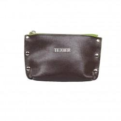 Porte monnaie de marque Texier Studbags en cuir Fabrication Française 26180 TEXIER - 14