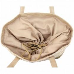 Grand sac cabas  PATRICK BLANC - 2