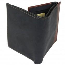 Grand portefeuille cuir effet brut Tony Perotti G Tony PEROTTI - 4