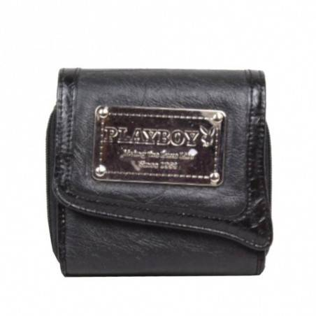 Porte monnaie à rabat Playboy PA2506 PLAYBOY - 1