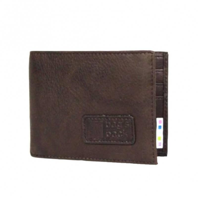 Porte cartes en cuir vintage Bag's Pack A DÉCOUVRIR ! - 1