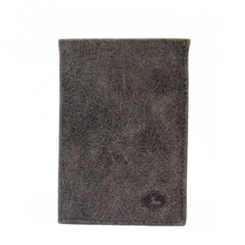 Petit portefeuille fabrication France en cuir FRANDI - 1