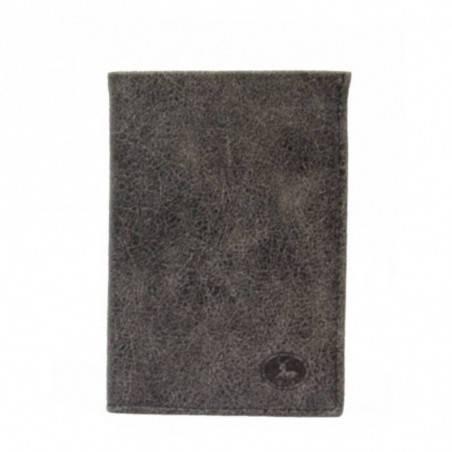 Petit portefeuille fabrication Française cuir 01582 / 5282 Nouvelty  FRANDI - 1