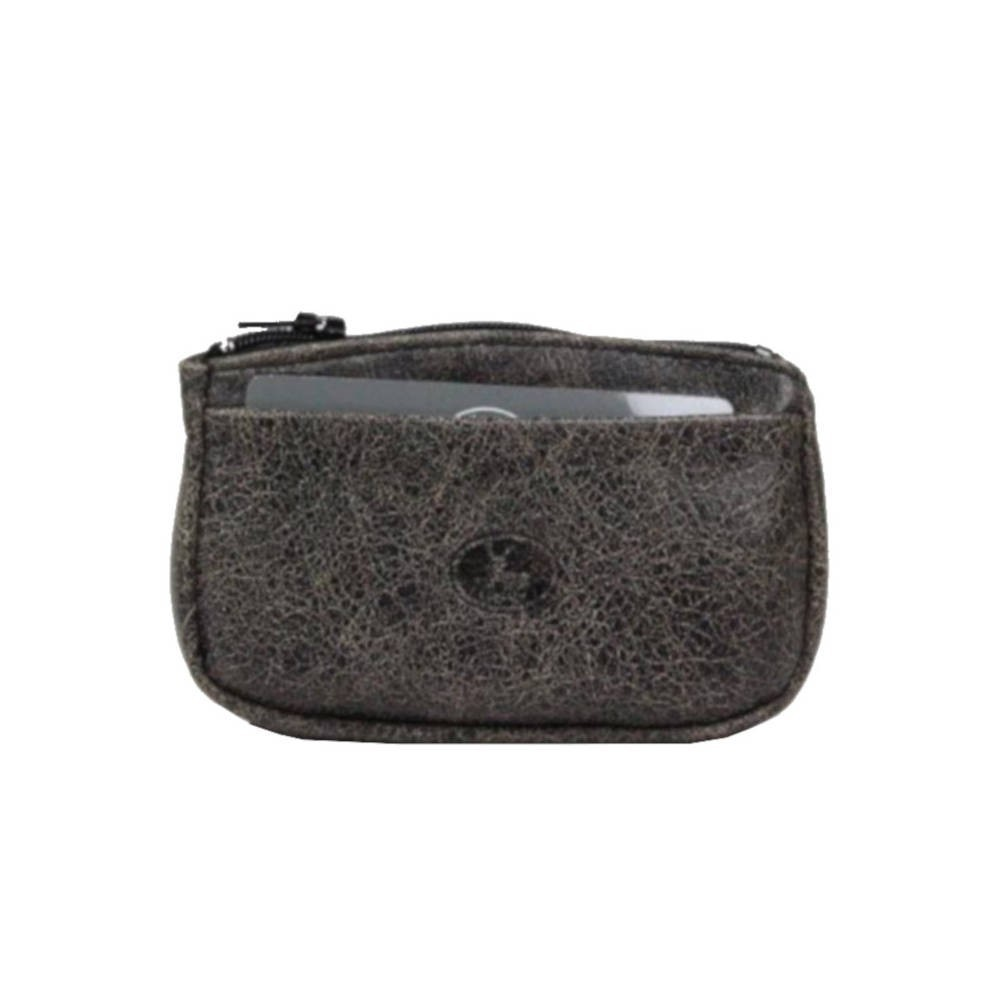 Porte monnaie plat pas cher fabrication en cuir et Française 15031 / 5262 FRANDI - 1
