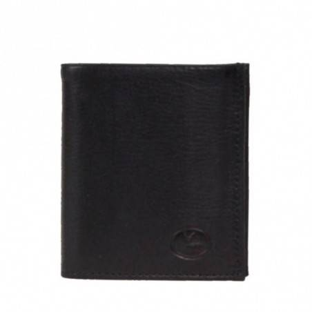 Porte monnaie fabrication en France cuir 5949 FRANDI - 1