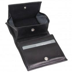 Porte monnaie fabrication en France cuir 5949 Nouvelty FRANDI - 2