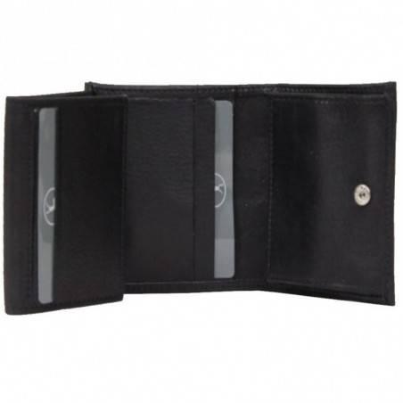 Porte monnaie fabrication en France cuir 5949 Nouvelty FRANDI - 3