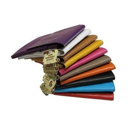 De fabrication Française la pochette mixte tout en couleurs