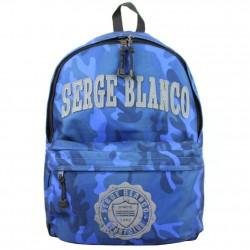 Sac à dos Serge Blanco motif militaire camouflage PRE SERGE BLANCO - 1