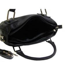 Le sac à main Arthur et aston en cuir de vachette souple mais avec une bonne tenu ARTHUR & ASTON - 4