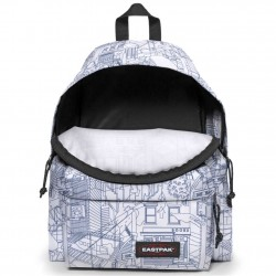 copy of Sac à dos Eastpak imprimé EK620 Padded Pak'r 35K Copy Blue EASTPAK - 2