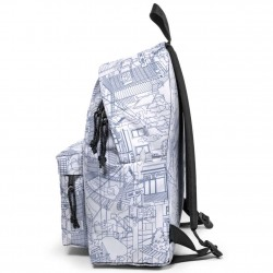 copy of Sac à dos Eastpak imprimé EK620 Padded Pak'r 35K Copy Blue EASTPAK - 4