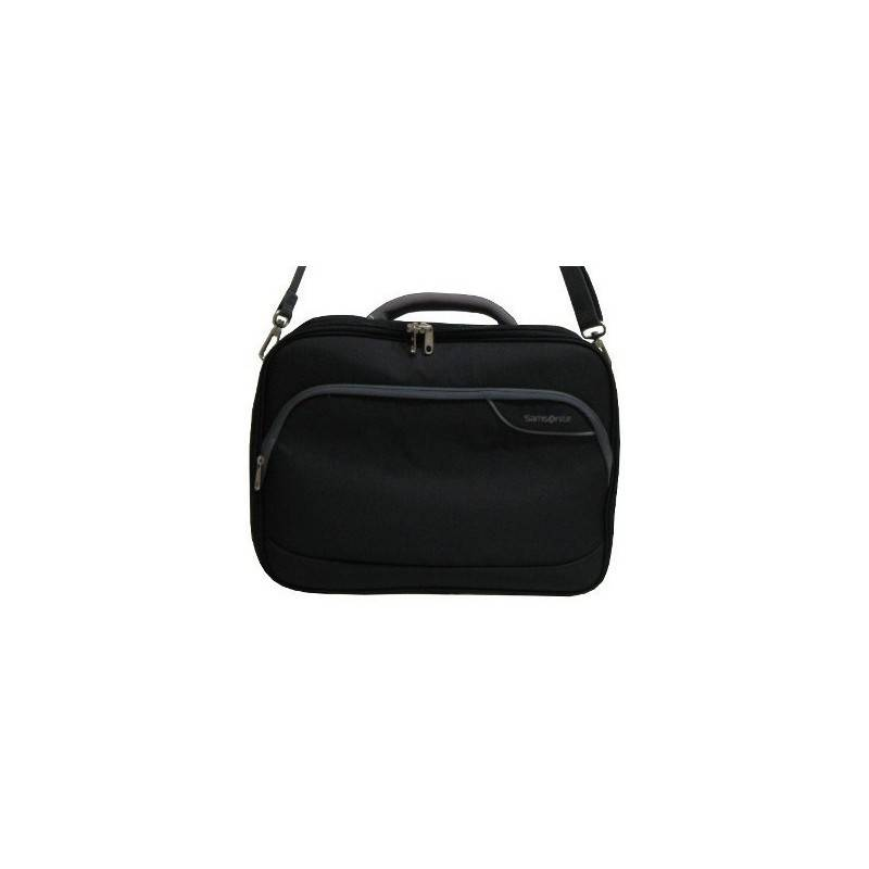 "Porte ordinateur 14""1 un compartiment Samsonite U32 (0) 09001 noir SAMSONITE - 1"