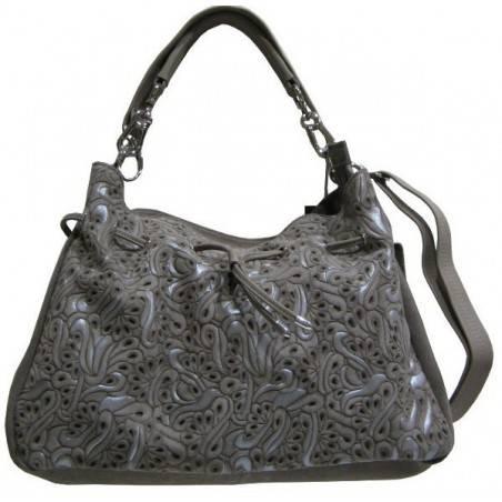Un sac de marque Patrick Blanc et est réalisé en cuir  PATRICK BLANC - 1