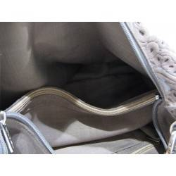 Sac en joli cuir avec impressions Patrick Blanc PATRICK BLANC - 3