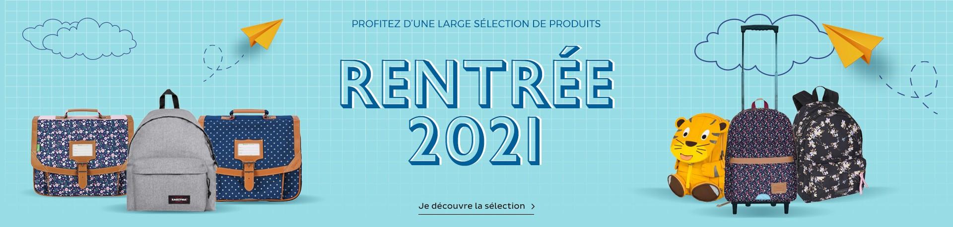 Découvrez la sélection rentrée 2021